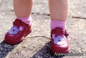 نکاتی برای خرید کفش کودک