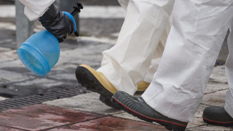 نکاتی برای ضدعفونی کفشها در روزهای شیوع کرونا