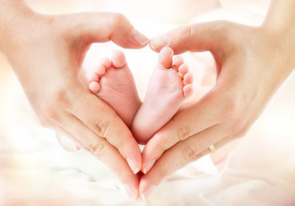 حفظ سلامت پای کودکان و نوزادان